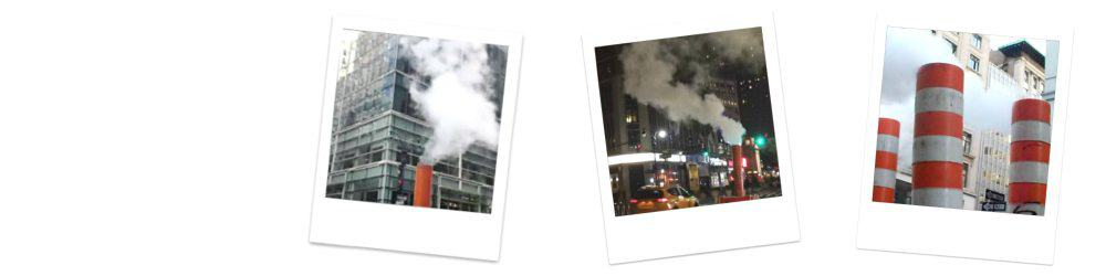Where Does Steam from Streets in New York Come from? | Free Tours by