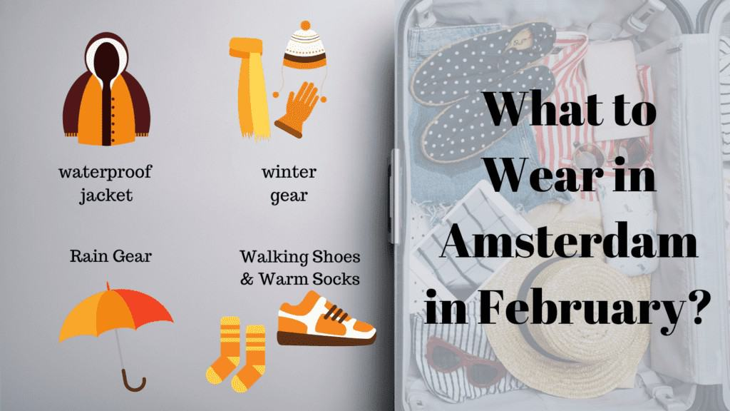 What to Wear Amsterdam in February