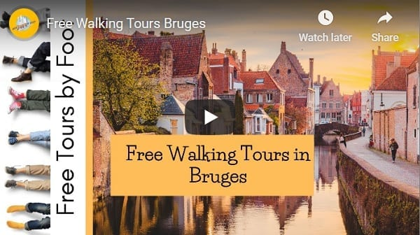 Free Walking Tour Bruges