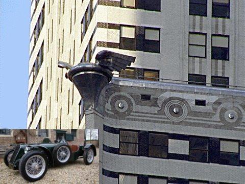 Chrysler Radiator Caps and 1929 Speedster