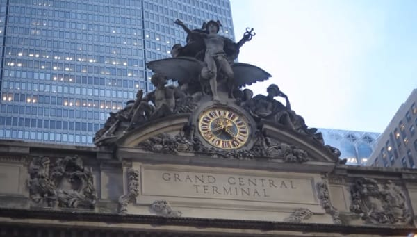 The Glory of Commerce Grand Central
